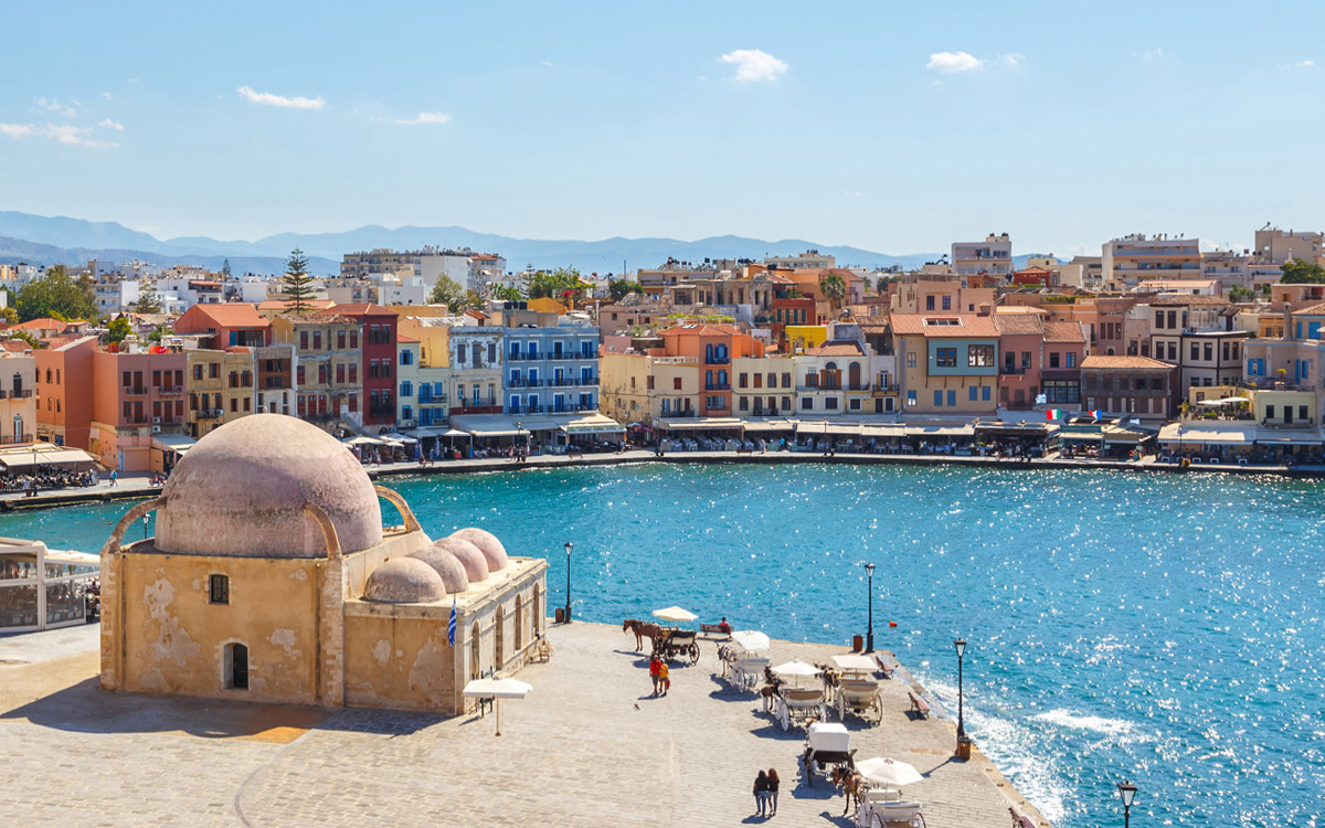 Best Traditional Destinations In Chania Crete Argo